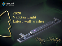 First draft of industrial design for wall washer from VanGaa