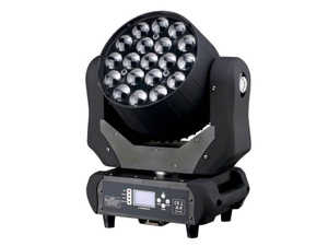 Aura 19pcs 4in1 LED Moving Head Wash Light