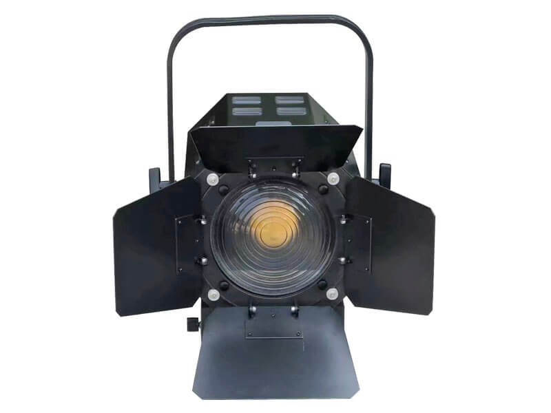 400W Colorful RGBAL 5in1 LED TV Studio Fresnel Light