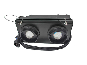 Connection One By One Style 2 Eyes Outdoor LED Audience Blinder Light