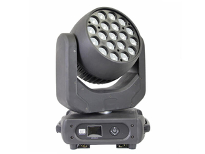 Aura 19pcs 40W 4in1 LED Moving Head Wash Light