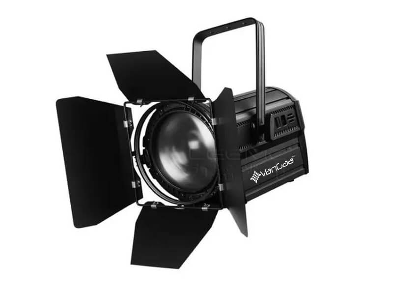 200W LED DMX Zoom Fresnel Continuous Light
