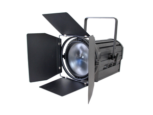 200W Fanless LED TV Studio Fresnel Continuous Daylight