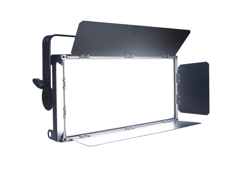 250W Colorful RGBW 4in1 LED Soft Video Panel Light